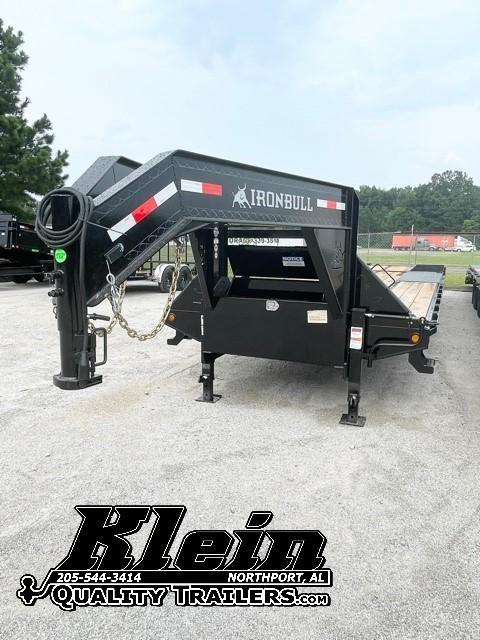 2022 Iron Bull 102x32 GN Equipment Trailer