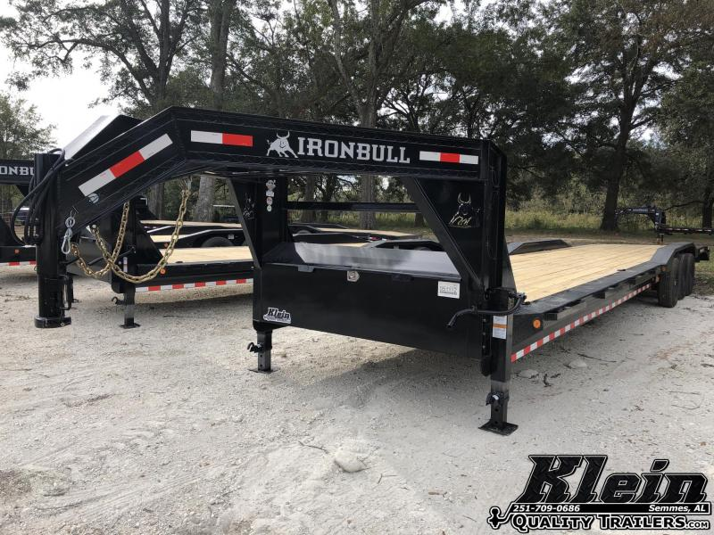 2021 Iron Bull 102X40 Equipment Trailer