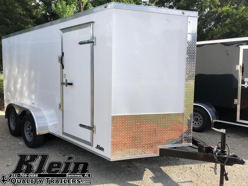 2021 Fast Cargo 7X16 TA Enclosed Cargo Trailer