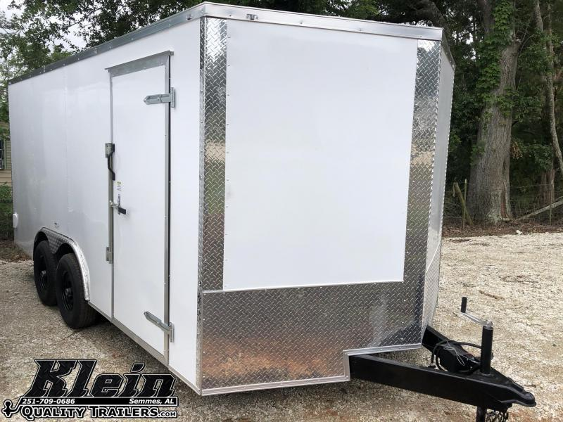 2021 Fast Cargo 8.5X16 7K Enclosed Cargo Trailer