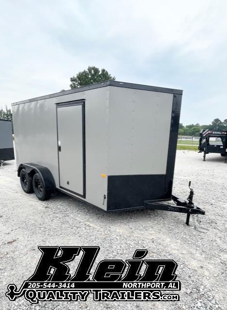 2022 Rock Solid Cargo 7x14 TA Enclosed Cargo Trailer