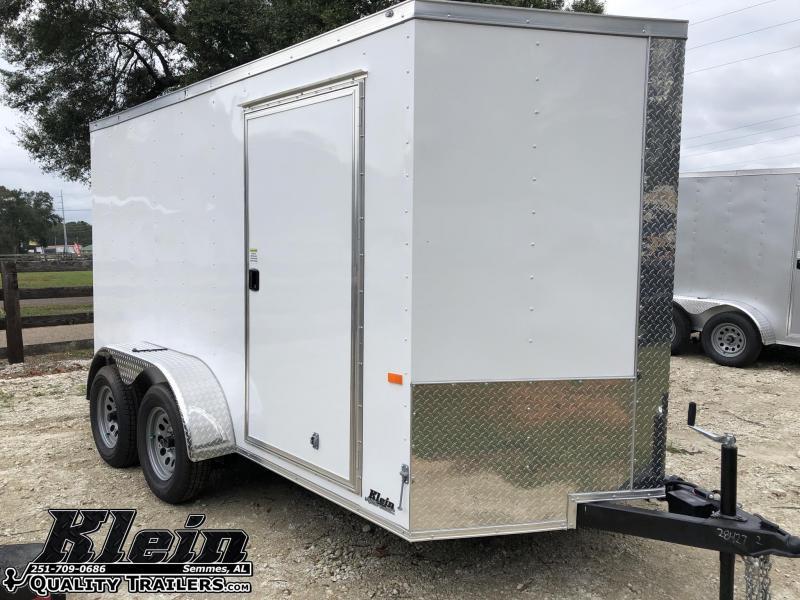 2020 Rock Solid 6X12 TA Enclosed Cargo Trailer