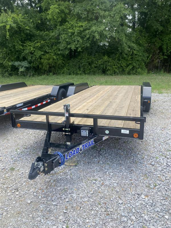 2021 Load Trail 83x20 tandem axle Car / Racing Trailer