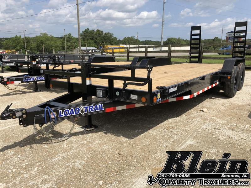 2020 Load Trail 83X22 Equipment Trailer