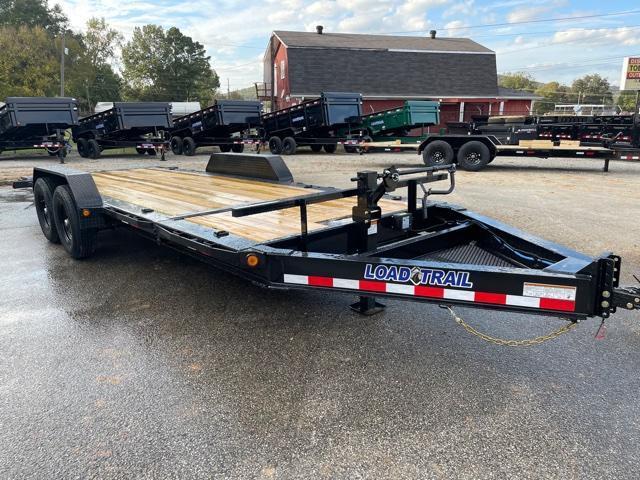 2022 Load Trail Tilt 83x20 Equipment Trailer