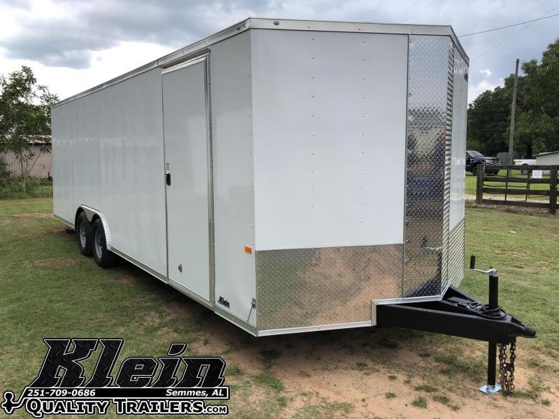 2021 Rock Solid 8.5x24 TA Enclosed Cargo Trailer