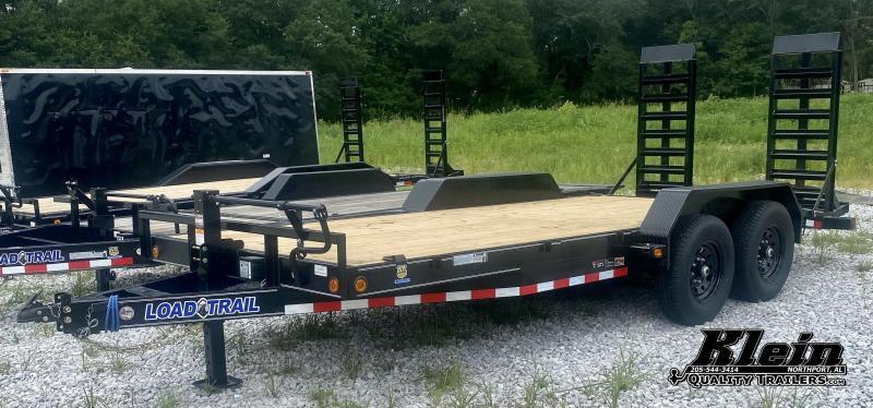 2021 Load Trail 83x18 bumper pull Car / Racing Trailer