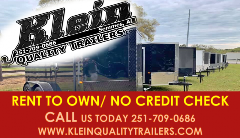 2021 All Trailers on Lot Rent To Own Available
