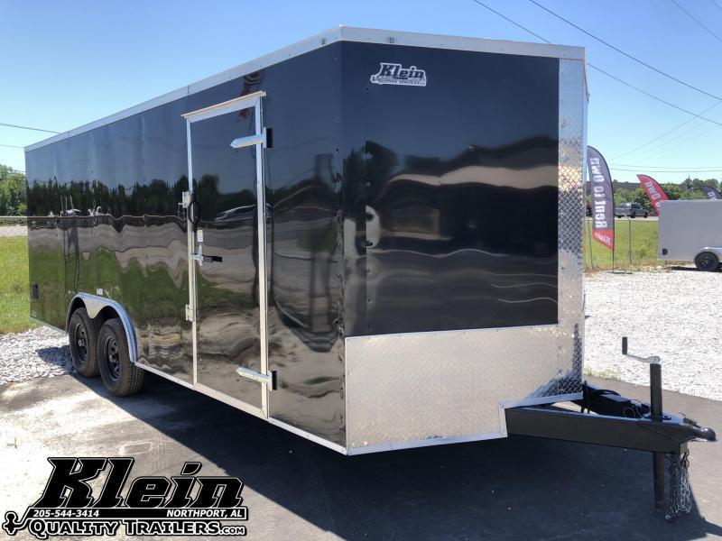 2021 Fast Cargo 8.5X20 Enclosed Cargo Trailer