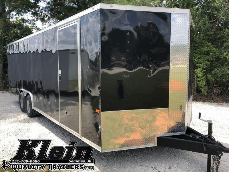 2021 Rock Solid Cargo 8.5X24 Enclosed Cargo Trailer