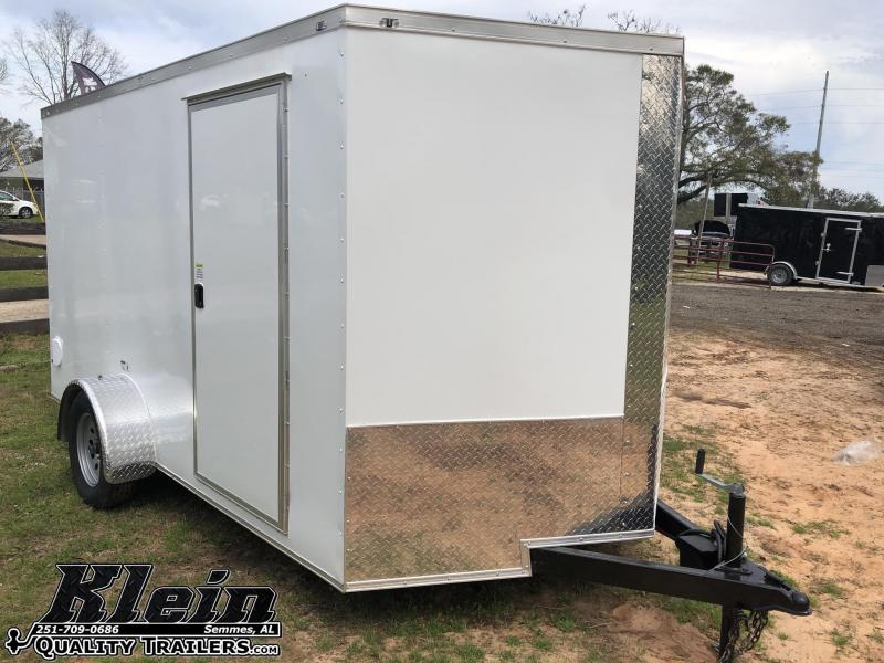 2021 Fast Cargo 7X12 SA Enclosed Cargo Trailer