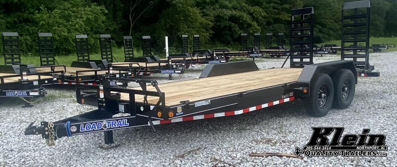2021 Load Trail 83X20 BUMPER PULL Car / Racing Trailer