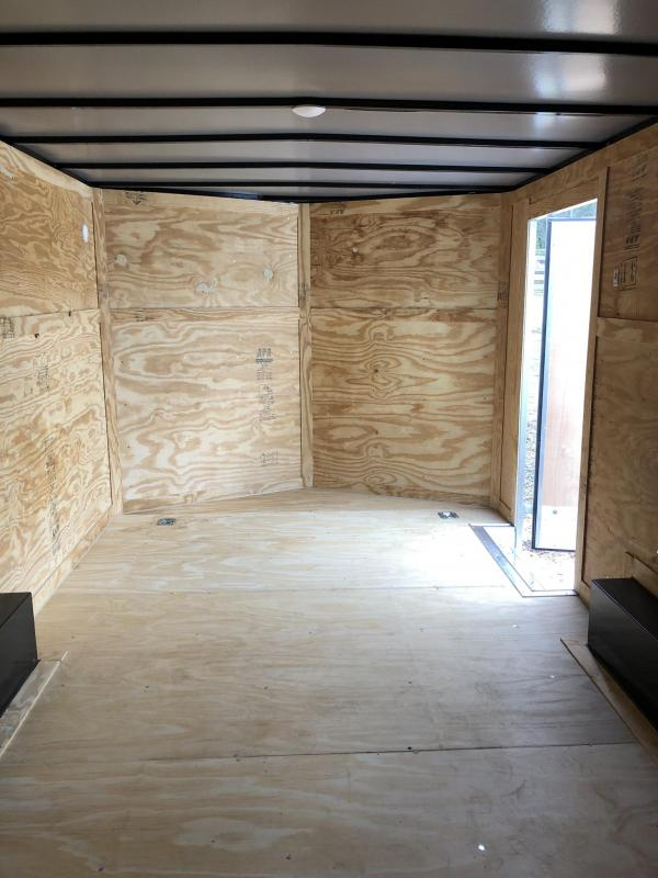 2021 Fast Cargo 8.5X16 10K Enclosed Cargo Trailer