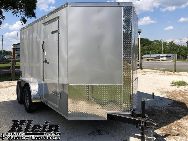 2021 Fast Cargo 6X12 TA Enclosed Cargo Trailer
