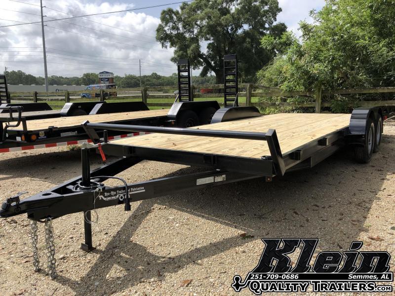 2021 Bye Rite 7X20 TA Car / Racing Trailer