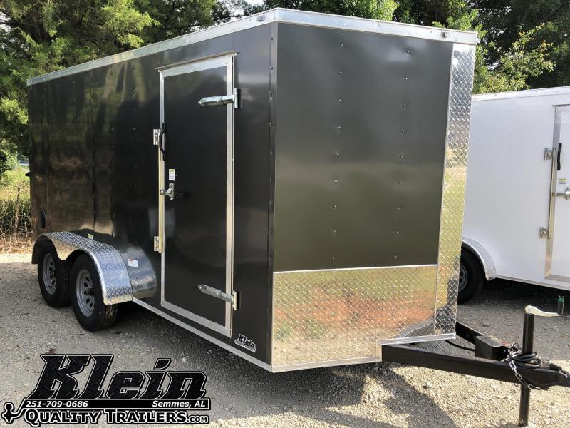 2020 Fast Cargo 7X14 TA Enclosed Cargo Trailer