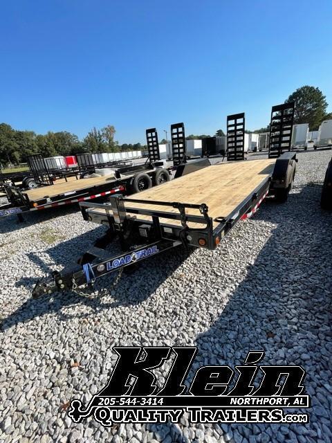 2022 Load Trail 83x20 Equipment Trailer