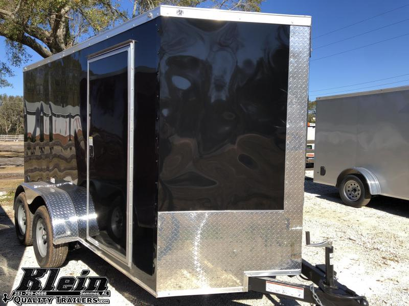 2021 NationCraft Trailers 6X12 TA Enclosed Cargo Trailer