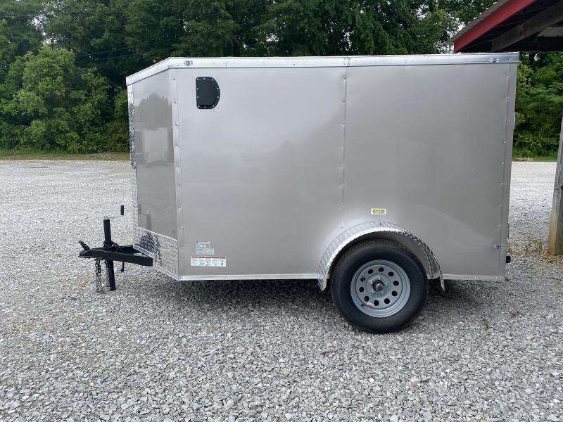 2021 Fast Cargo 5x8 SA Enclosed Cargo Trailer