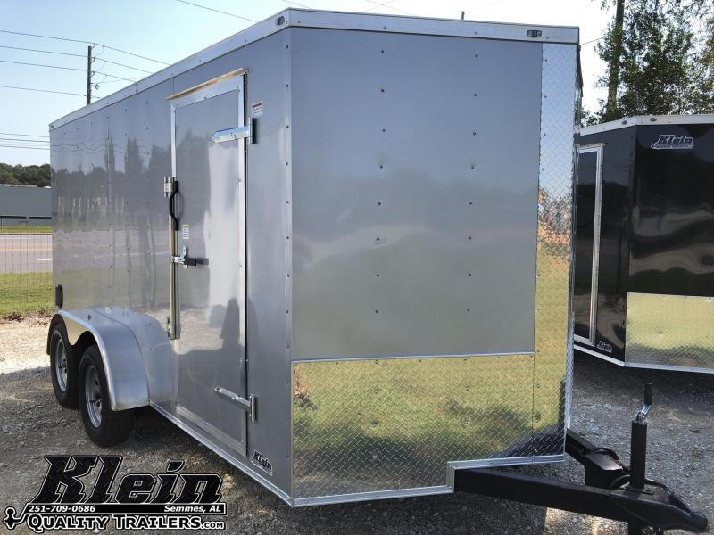 2021 Fast Cargo 7X14 TA Enclosed Cargo Trailer