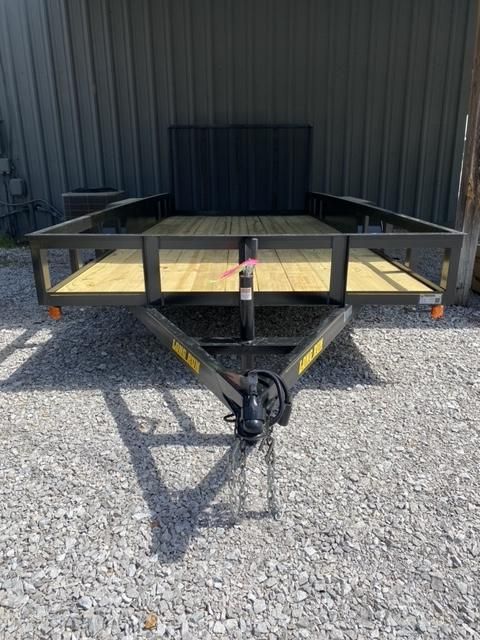 2021 Long Run 7x16 Utility Trailer