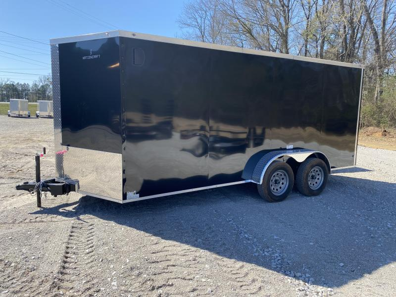 2022 NationCraft Trailers NationCraft Enclosed Enclosed Cargo Trailer