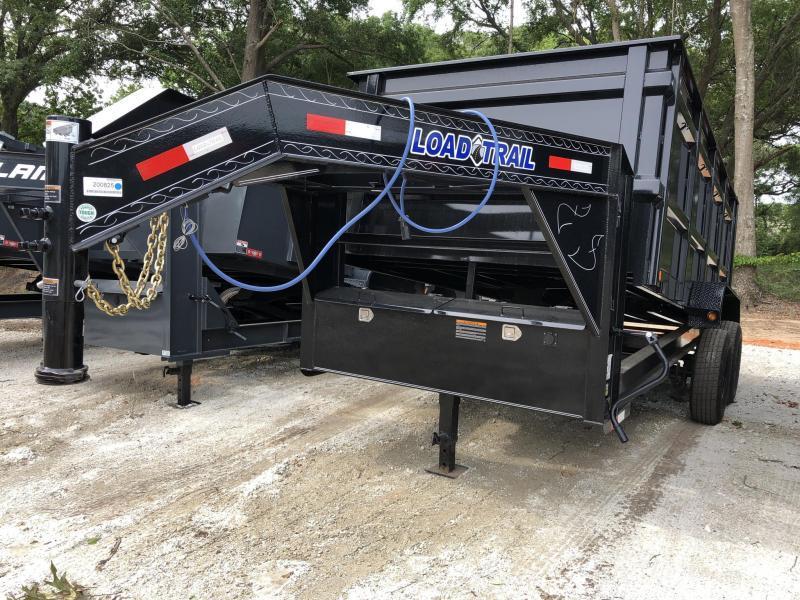 2021 Load Trail 83X14 Gooseneck Dump Trailer