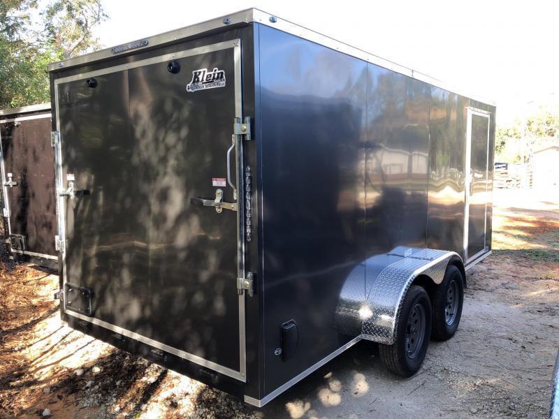2021 NationCraft 7X16 Enclosed Cargo Trailer
