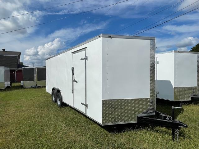 2021 Fast Cargo TA 8.5X20 Enclosed Cargo Trailer