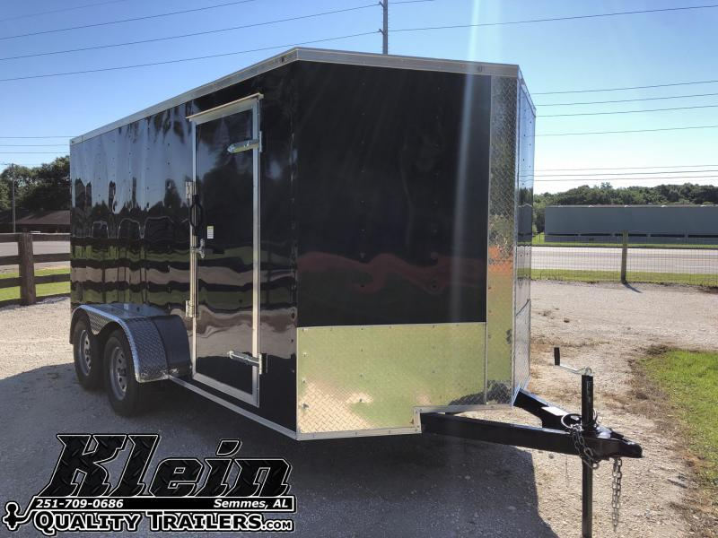 2020 Fast Cargo 7X14 TA Enclosed Cargo Trailer
