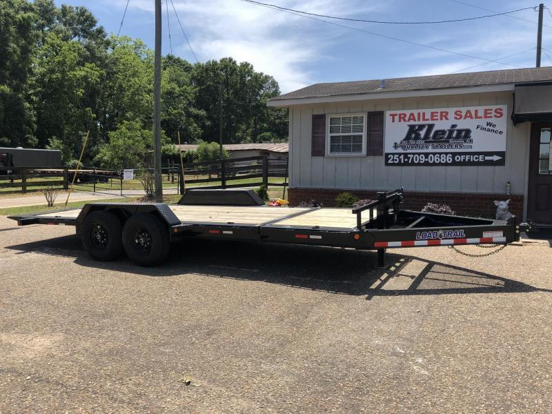 2020 Load Trail 83X20 TILT DECK Equipment Trailer