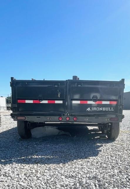 2022 Iron Bull 83x16x2 Triple Axle Dump Trailer