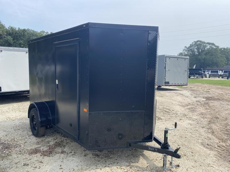 2021 Rock Solid Cargo 6X10 Enclosed Cargo Trailer