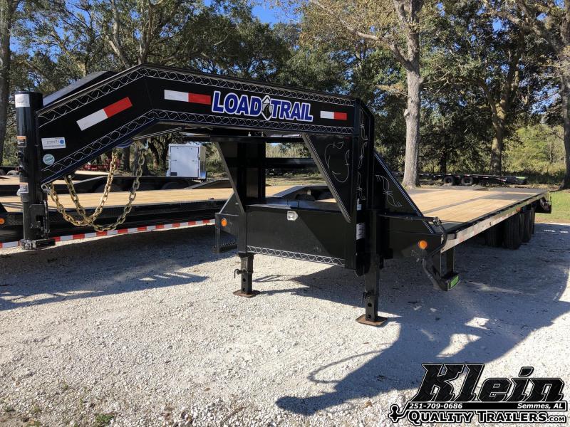 2021 Load Trail 102X28 Gooseneck Deckover Equipment Trailer