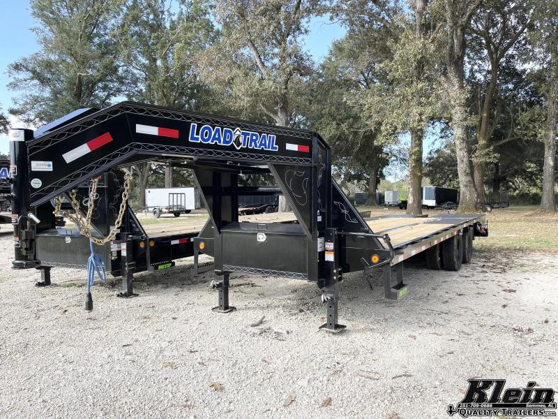 2022 Load Trail 102X25 Equipment Trailer