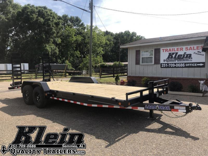 2021 Load Trail 83X22 Equipment Trailer