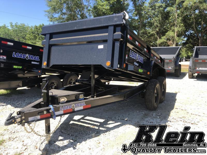 2020 Load Trail 72X12 Dump Trailer