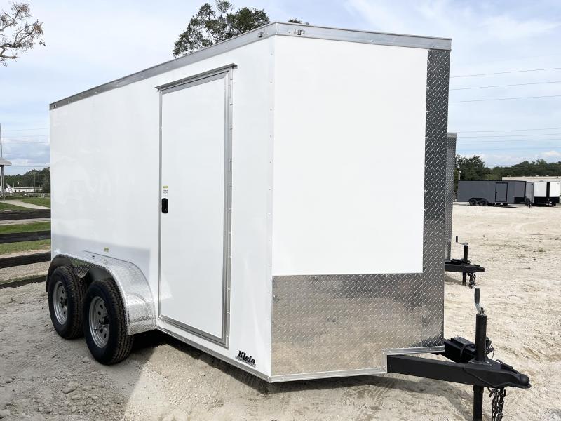 2021 Fast Cargo 6X12 Enclosed Cargo Trailer