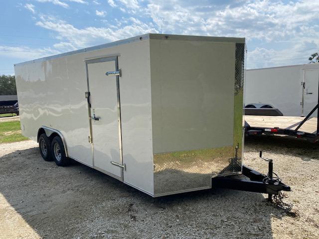 2021 Fast Cargo 8.5X20 TA Enclosed Cargo Trailer