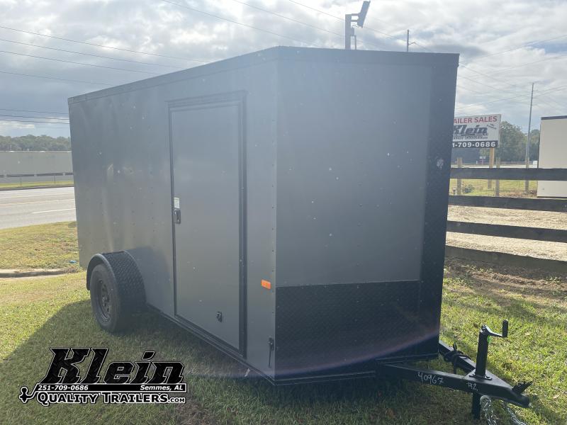 2022 Rock Solid Cargo 6X12 SA Enclosed Cargo Trailer
