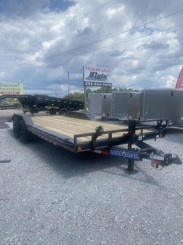 2021 Load Trail 102x22 Carhauler Equipment Trailer