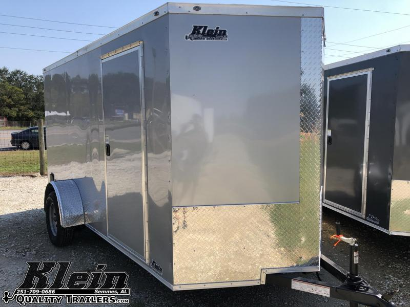 2021 NationCraft Trailers 6X12 SA Enclosed Cargo Trailer