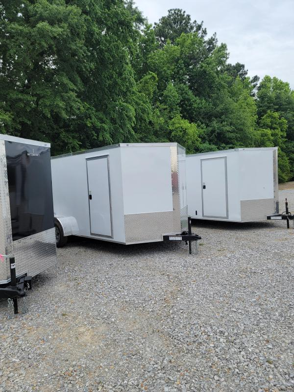 2021 NationCraft Trailers 7x16 Enclosed Cargo Trailer