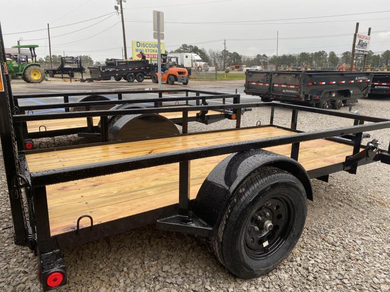 2021 Load Trail 5X10 SA Utility Trailer