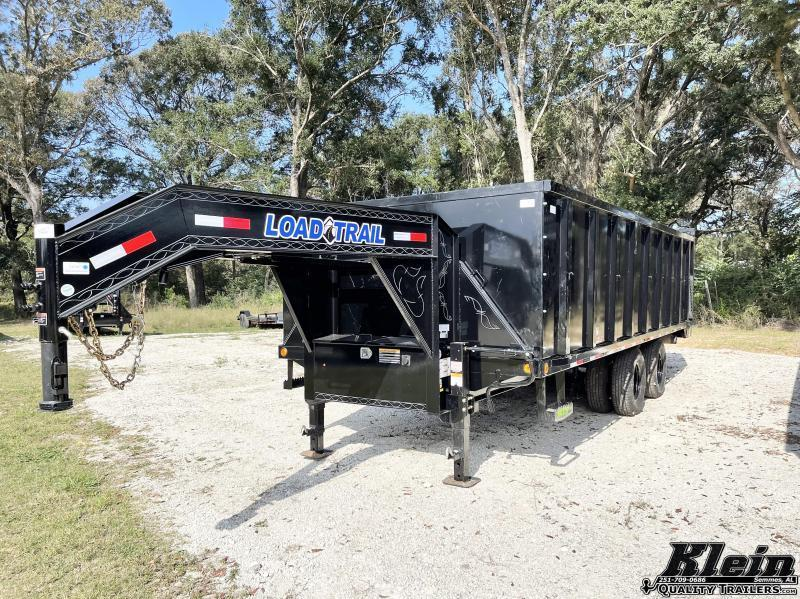 2022 Load Trail 102X20 Gooseneck Dump Trailer
