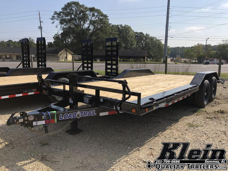2021 Load Trail 102X22 Equipment Trailer
