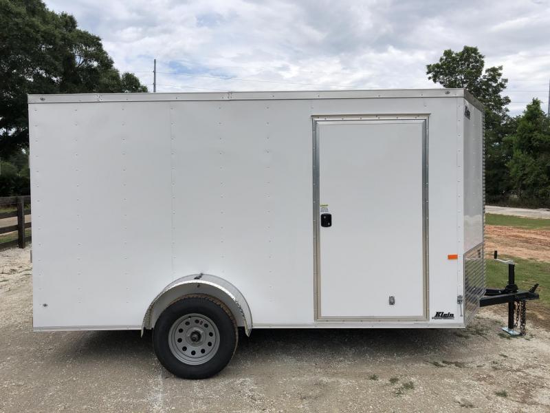 2020 Rock Solid 6X12 SA Enclosed Cargo Trailer