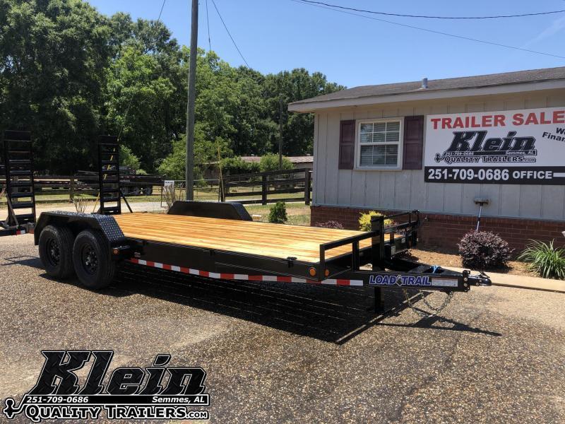 2021 Load Trail 83X18 Equipment Trailer