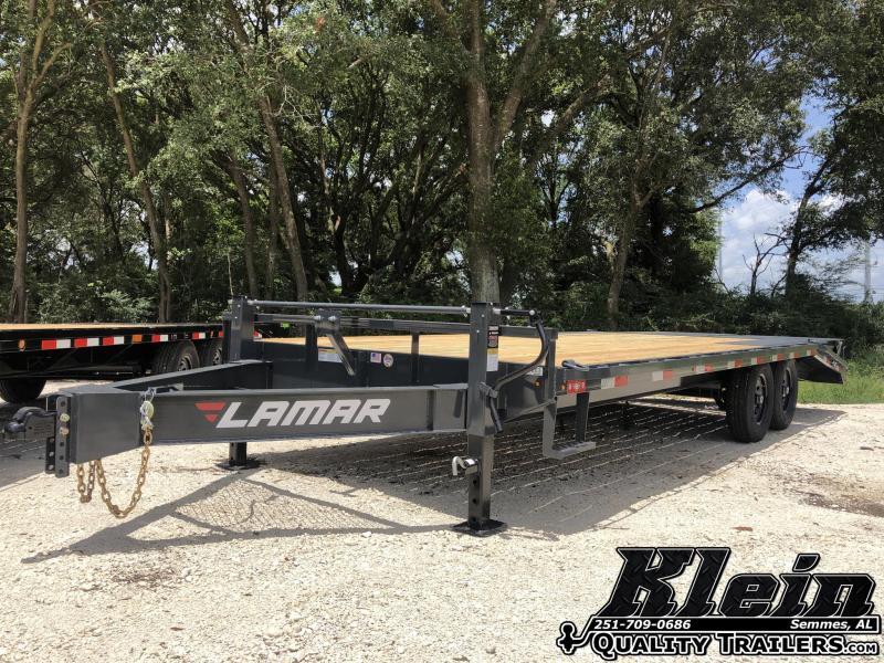 2020 Lamar Trailers 102X22 Equipment Trailer