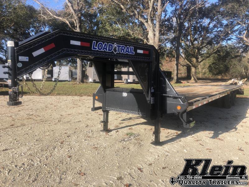 2021 Load Trail 102X32 Gooseneck Equipment Trailer